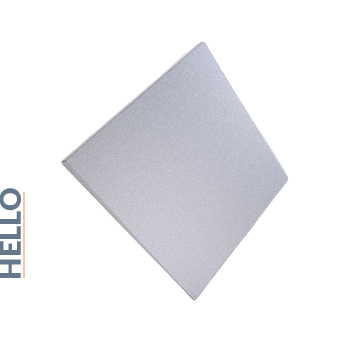 Panel piankowy HELLO miękki panel ścienny 3D | myMODULO.pl