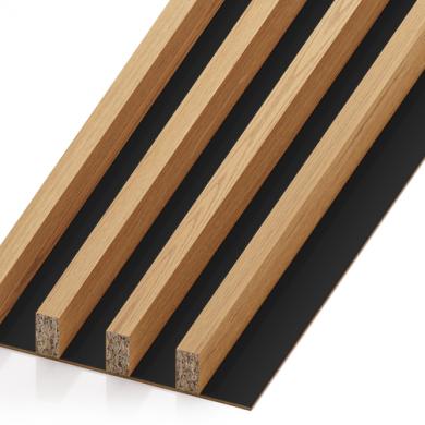 Lamele drewniane - pakiet 4M | myMODULO - sklep