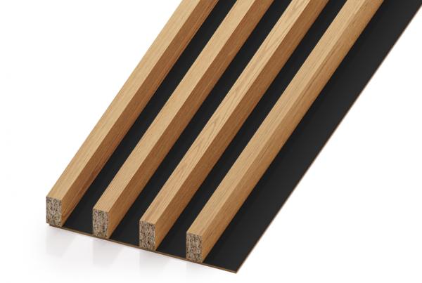 Lamele drewniane - pakiet 4M   myMODULO - sklep