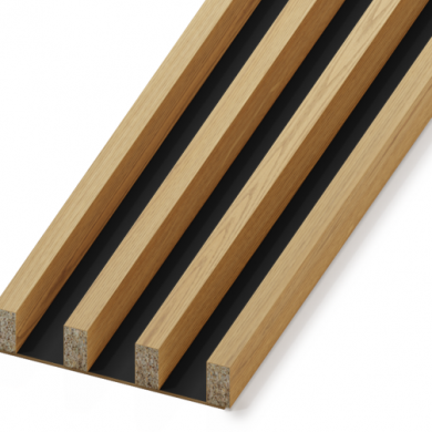 Lamele drewniane - pakiet 4M końcowy | myMODULO.pl