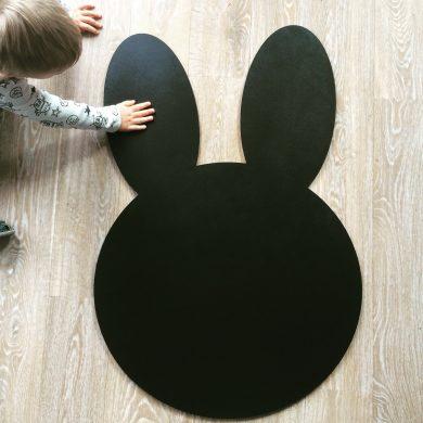 Tablica kredowo-magnetyczna - Głowa królika | myMODULO.pl
