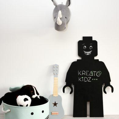 Ludzik - tablica kredowo-magnetyczna marki Kreato Kidz | myMODULO.pl