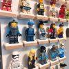 Ekspozytor na ludziki LEGO, półka