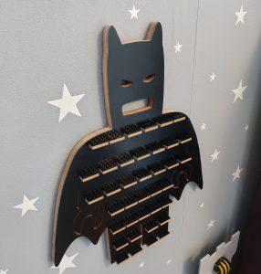 Batman ekspozytor, organizer na ludziki LEGO
