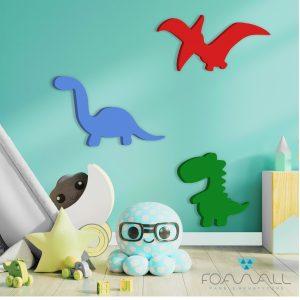 Dinozaury panel piankowy