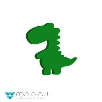 Rex - miękki panel piankowy dinozaur | myMODULO.pl