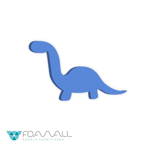 Dinozaury, panel piankowy - Brontosaur | myMODULO.pl