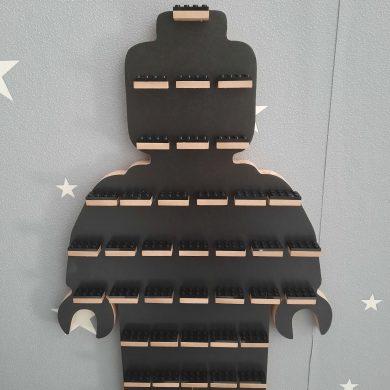 ekspozytor, organizer na ludziki lego