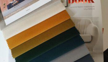 Nowe wzorniki tkanin