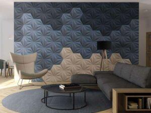 Panele korkowe - panele ścienne 3D sprawią, że każde pomieszczenie stanie się wyjątkowe | myMODULO.pl