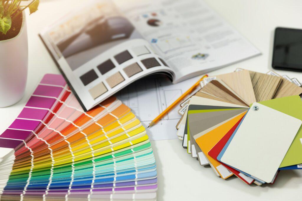 Kolory w biurze mają znaczenie! Sprawdź, jak ożywić biuro - najnowszy wpis na blogu myMODULO.pl