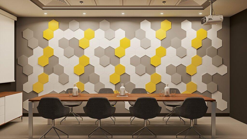 Dekoracyjne panele ścienne - Panele 3D Kalithea   myMODULO.pl