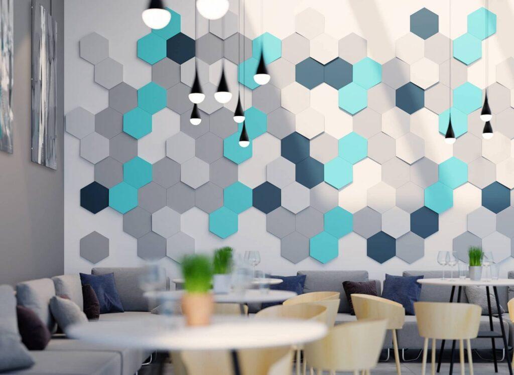 Dekoracyjne panele ścienne - Panele 3D Kalithea | myMODULO.pl