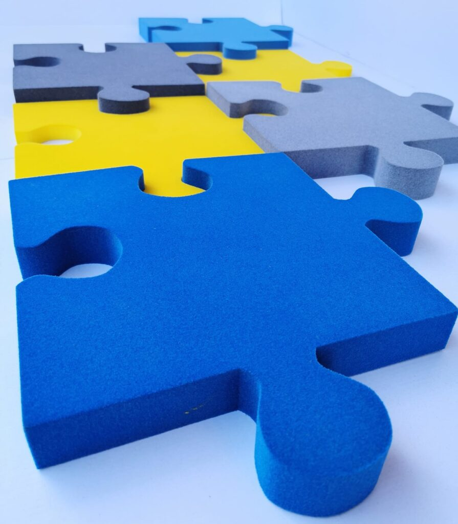 Panele piankowe jako puzzle | myMODULO.pl